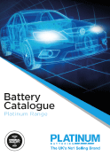 Battery catalogue