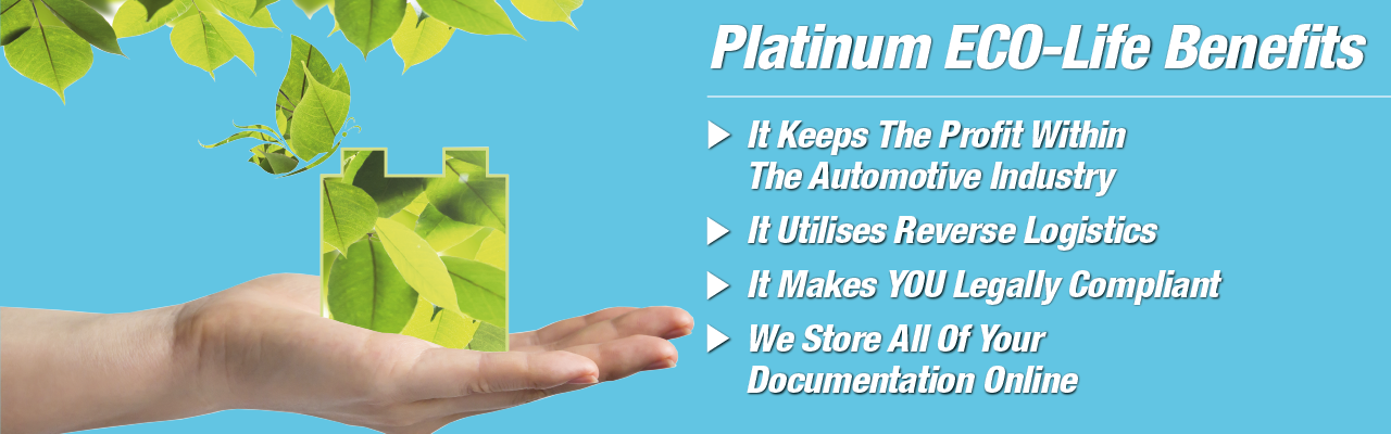 Platinum ECO-Life Scrap Programme